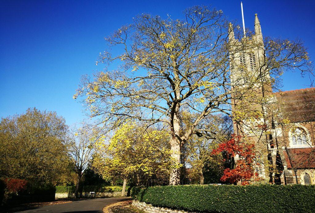 St Agnes Church Moseley